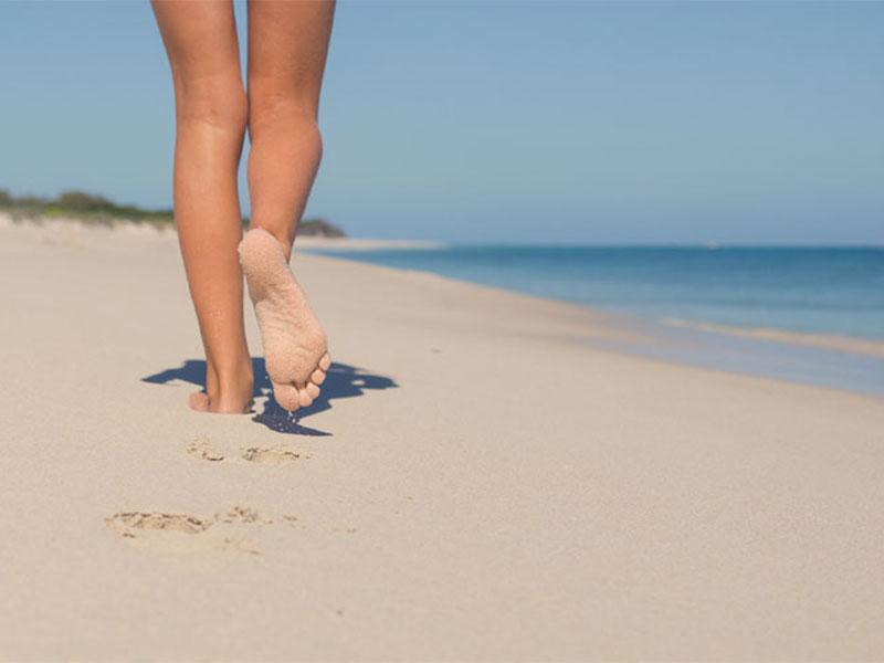 La spiaggia? È la nuova SPA