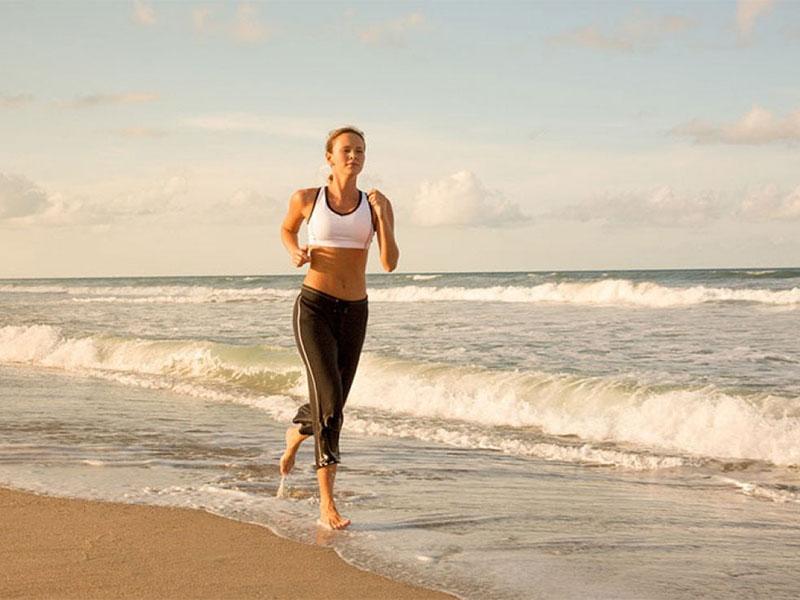 Come bruciare calorie in spiaggia